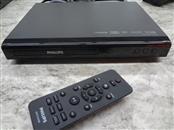PHILIPS DVD PLAYER DVP2880/F7 - 1080P UPSCALING DVD PLAYER